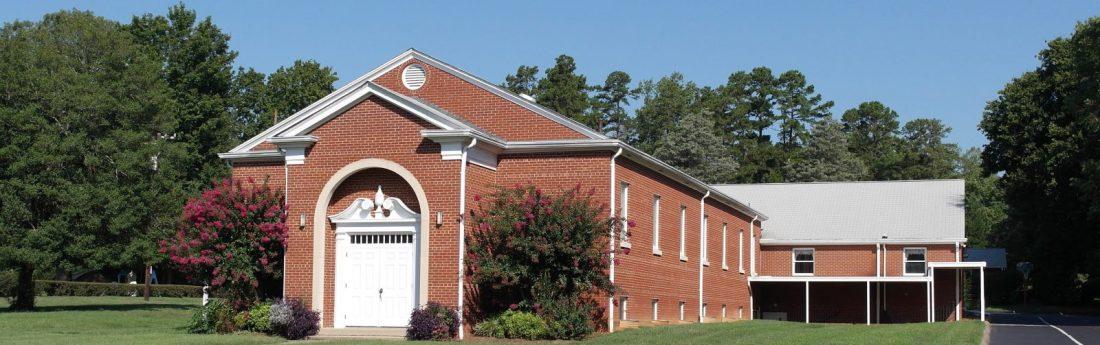 North Main Street church of Christ